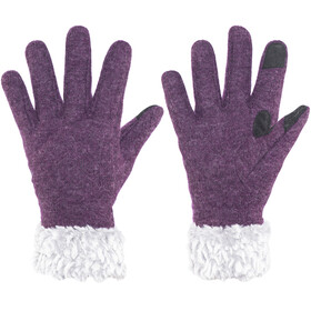 VAUDE Tinshan III Gloves Women purple